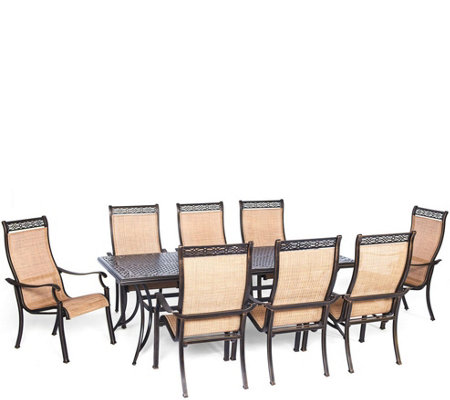 Cambridge Legacy 9-Piece Outdoor Dining Set