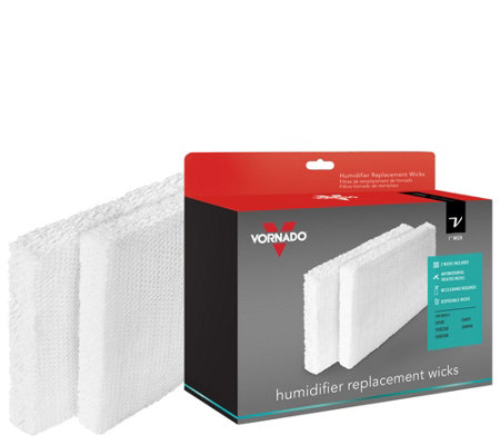 Vornado Replacement Humidifier Wicks 2-Pack
