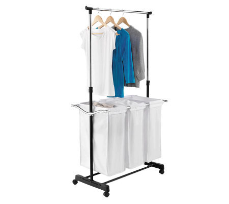 Honey-Can-Do Adjustable Height Laundry Center