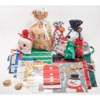 Deals on Kringle Express 60-Piece Drawstring Gift Bag Set w/Tags
