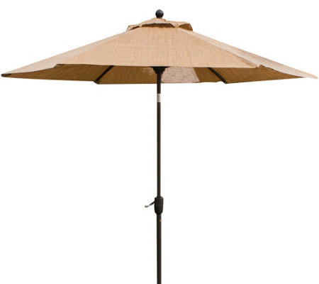Cambridge Umbrella for the Legacy Outdoor Dining Collection