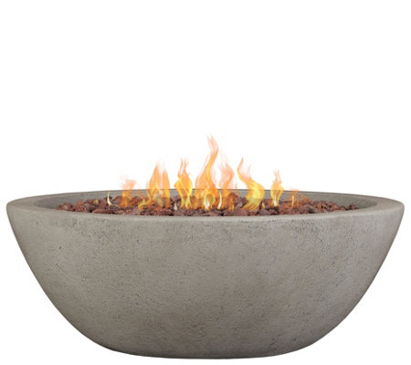 Real Flame Riverside Fire Bowl