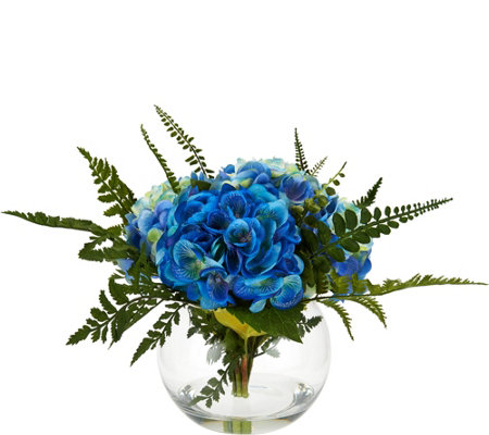 Choice of Floral Water Illusion Arrangement by Valerie