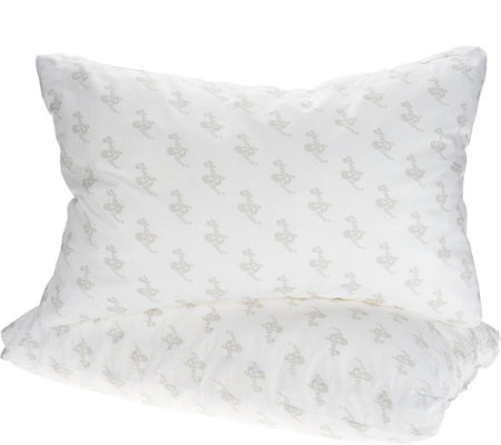 MyPillow S/2 Premium Standard/Queen Pillows with Supima Cotton