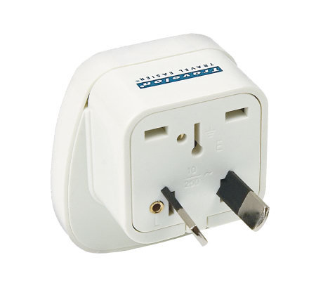 Travelon Australia Adapter Plug