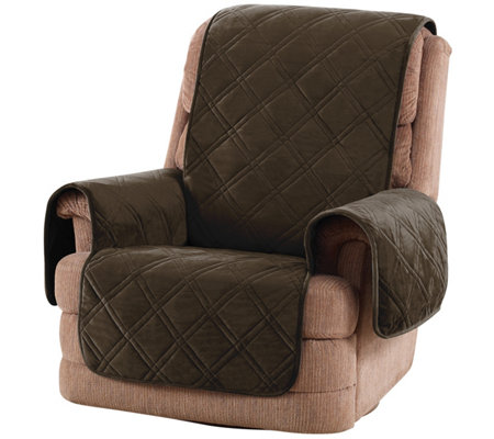 Sure Fit Recliner Triple Protection Furniture Cover