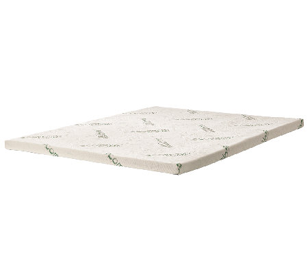 PedicSolutions Memory Foam Queen Topper