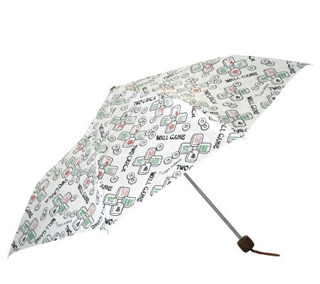 Copa Judaica Mah-jongg Maddness Folding Umbrella