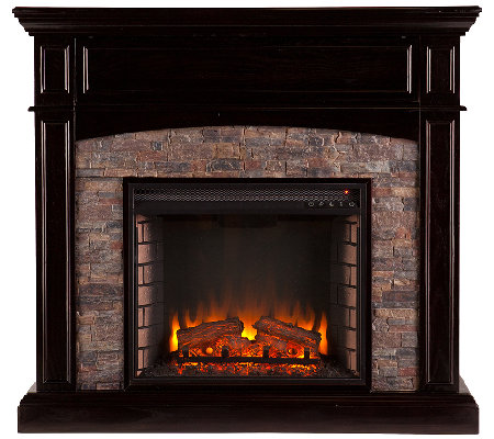 Grace Electric Convertible Media Fireplace