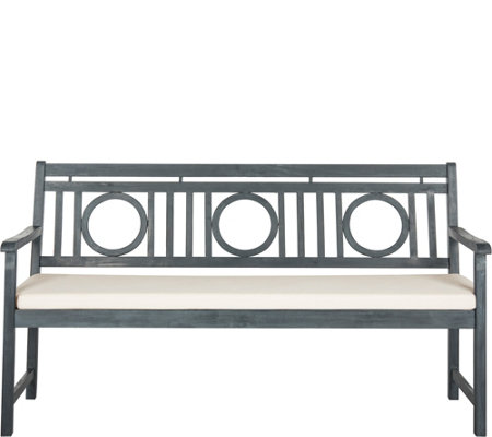 Safavieh Montclair 3-Seat Bench