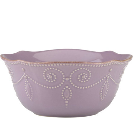 Lenox French Perle All-Purpose Bowl - Violet