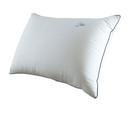 Protect-A-Bed Zefiro Microfiber Firm Pillow