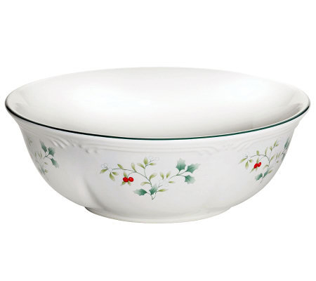 Pfaltzgraff Winterberry Pasta Serve Bowl