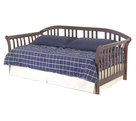 Fashion Bed Group Salem Mahogany-Finish Daybed