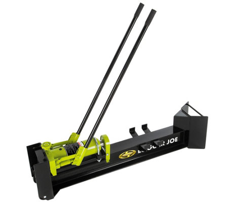 Sun Joe Logger Joe 10-Ton Hydraulic Log Splitter
