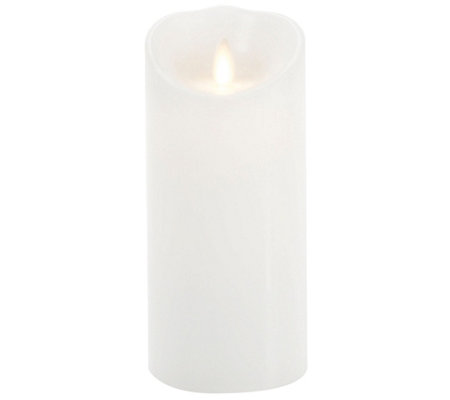 "Luminara 6"" x 3"" Pillar Flameless Candle"