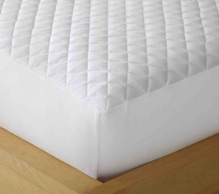 Shavel Micro Flannel Cal King Heat Reflecting Mattress Pad