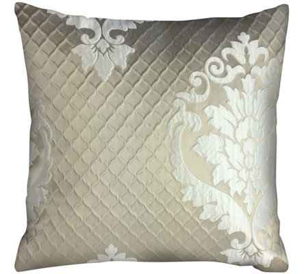 Fielder Home Camille 16 X16 Throw Pillow Feather Down Fill