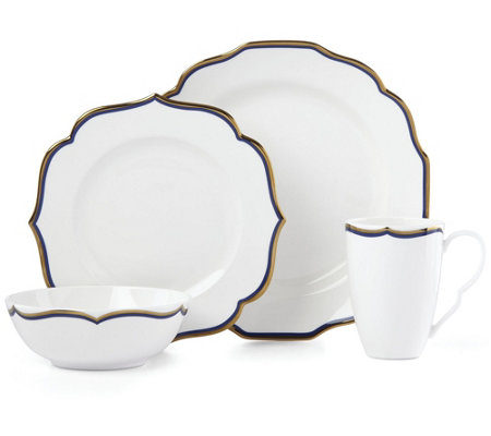 Lenox Contempo Luxe Sapphire 4 Piece Place Setting