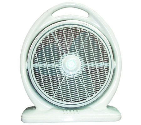 "SPT 14"" 3 Speed Ventilation Fan"