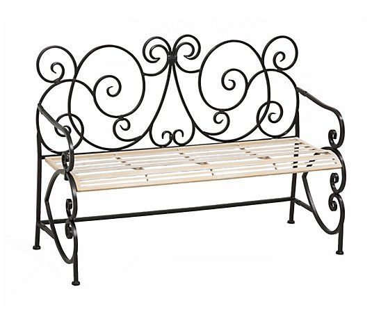 Evergreen Enterprises European Style Bench