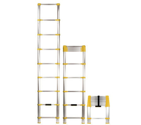 Xtend+Climb 8-1/2' Telescoping Ladder