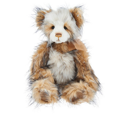 "Charlie Bears Collectible 2017 Limited Edition 17"" Year Bear"