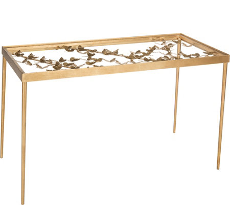 Rosalia Butterfly Desk by Valerie