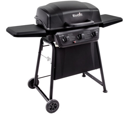 Char-Broil Classic 360 Three-Burner Gas Grill