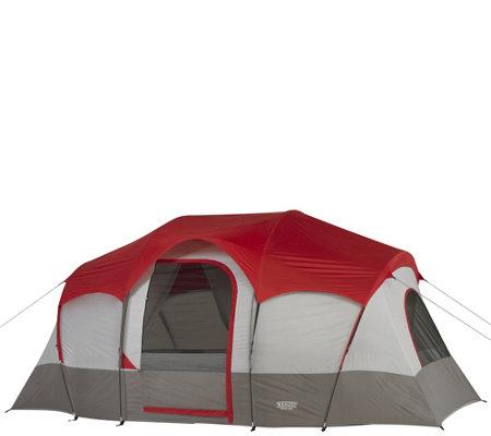 buy online f3d75 89ce3 Wenzel Blue Ridge 7-Person Tent — QVC.com