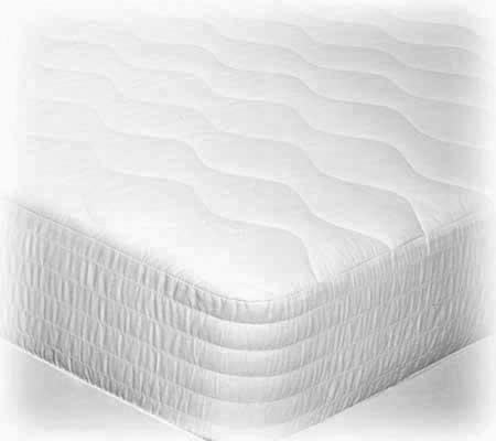 Beautyrest 100 Cotton Top Twin Xl Mattress Pad Qvc Com