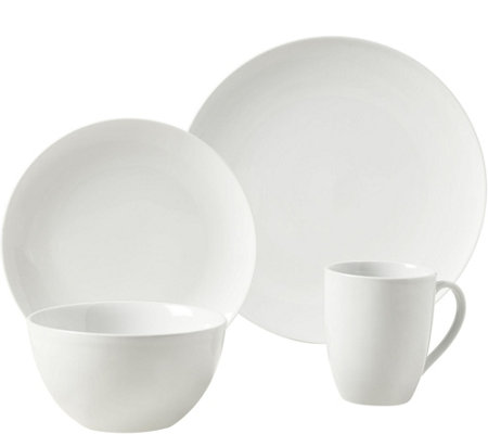 Tabletops Gallery 16-Piece Dinnerware Set - Adams