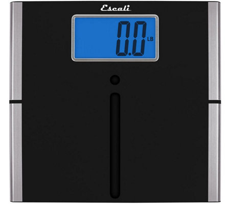Escali Ultra Slim Easy Read Scale