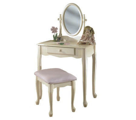 Powell Vanity and Bench