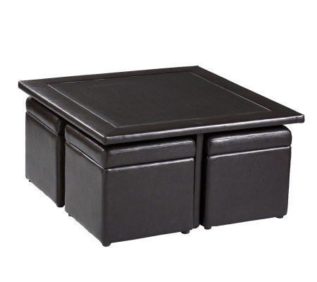 Regent Storage Cube Table Set
