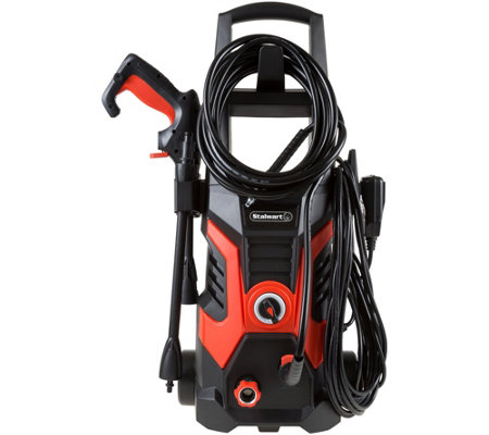 Stalwart Electric Pressure Washer 1300 - 1900 PSI & 1.5GPM