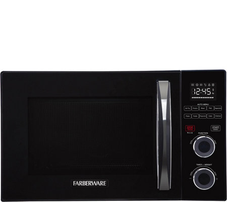 Farberware Gourmet Microwave Oven with Air Fry& Convection