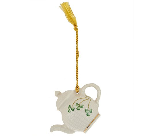 Belleek Choice of Holiday Ornament