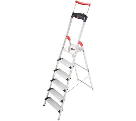 Hailo XXR 6-Step Aluminum Safety Ladder