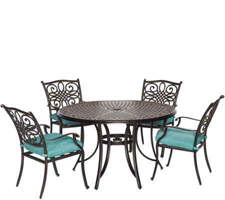Cambridge Seasons 5-Piece Dining Set