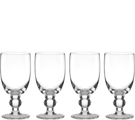 Lenox Tuscany Classics Set of 4 Casual All-Purpose Glasses