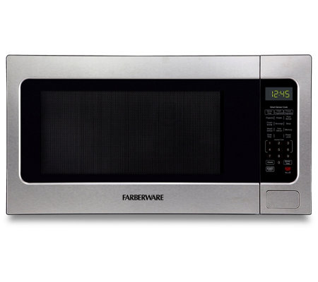 Farberware Professional Microwave Oven w/ SmartSensor Cooking