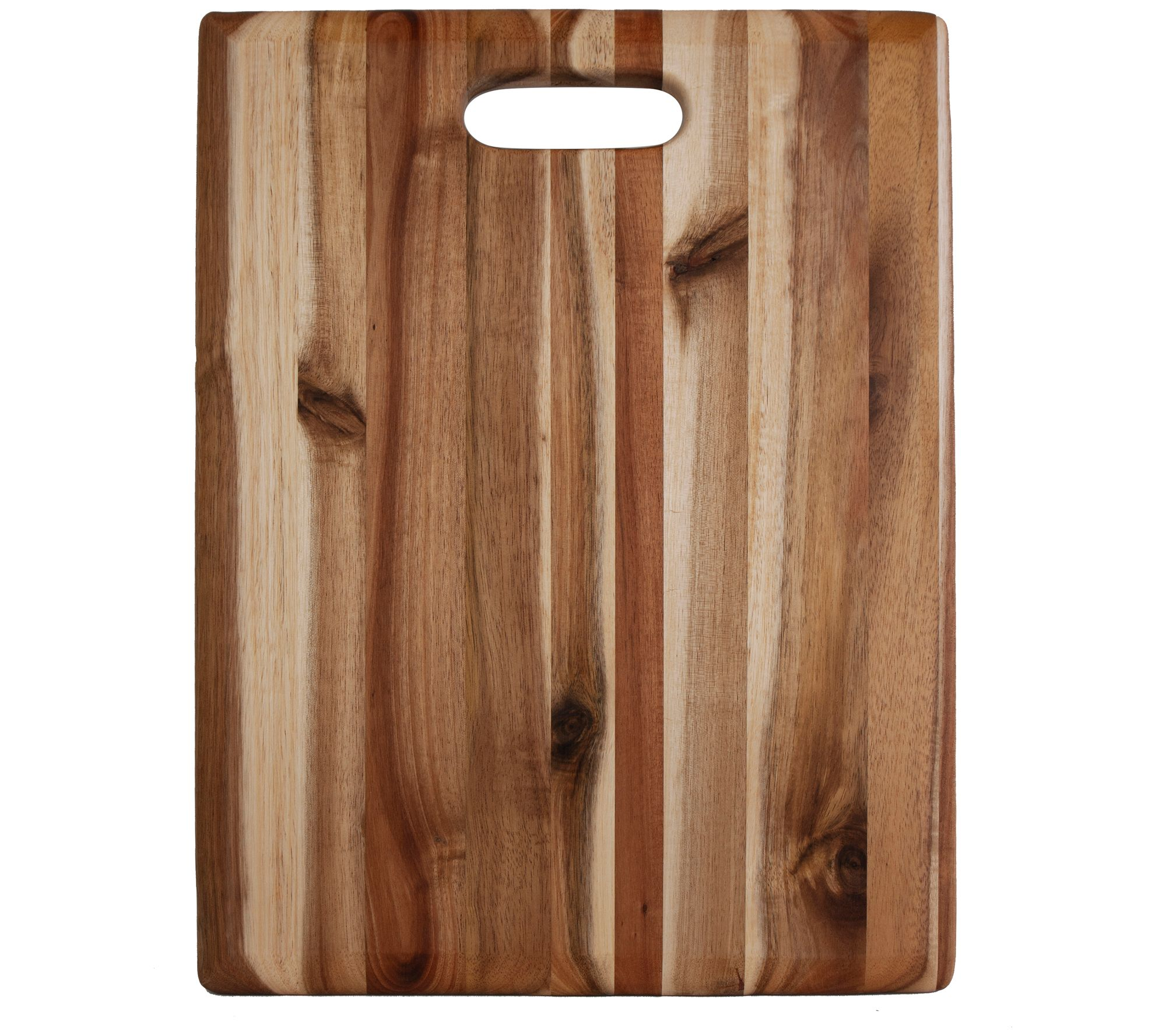 Architec 12 X 17 Gripperwood Acacia Cutting Board Qvc Com