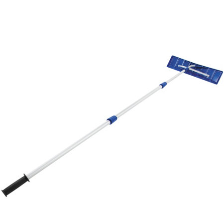 Snow Joe Roofer Joe 21' Twist-N-Lock Telescoping Snow Shovel
