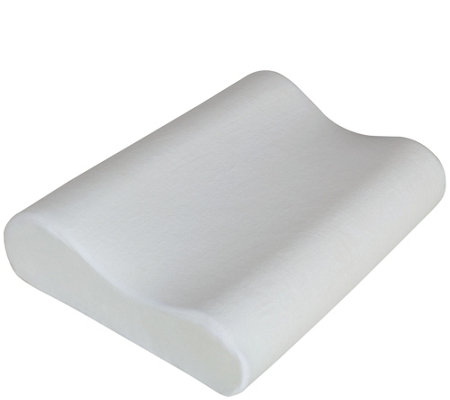 Signature Sleep Wave Memory Foam Pillow