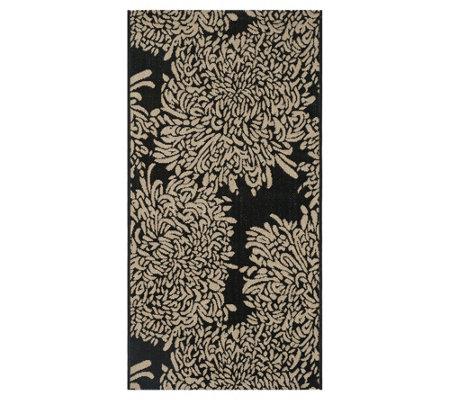 Martha Stewart Chrysanthemum 2 7 X 5 Rug