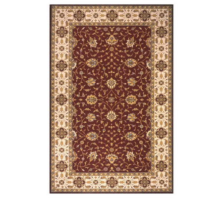 "Momeni Persian Garden 9'6"" x 13' Power Loomed Wool Rug"