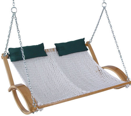 Pawleys Island Original Polyester Rope Double Swing