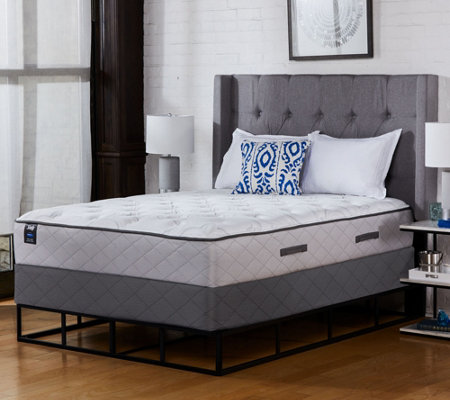 Sealy Luxury Hotel Queen Plush Mattress Set