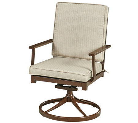 South Beach Swivel Rocking Chair